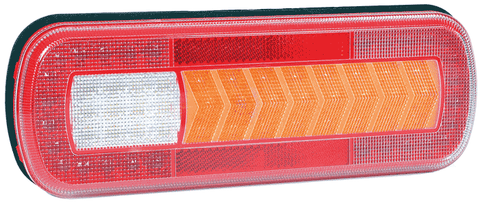 led trailer lamp dynamic indicator