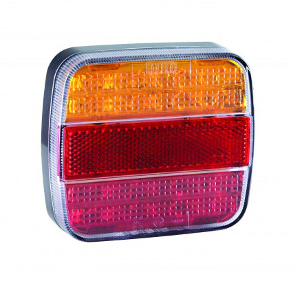 LED Rear Lamp for Trailers Stop / Tail / Indicator / Number Plate Light **OFFER**