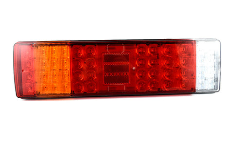 led truck trailer tail rear lamp