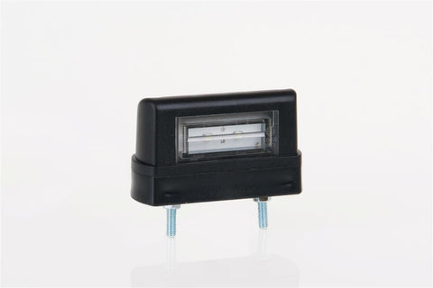 Slimline LED Number Plate Lamp