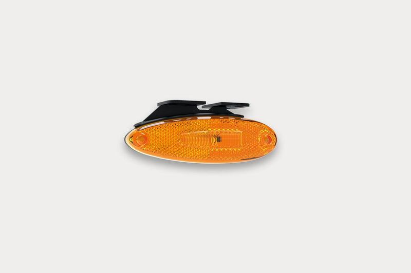 LED Side Marker Light with Bracket