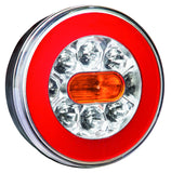 New Stylish LED Round Trailer Lamp