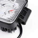 LED Work Light / Square /  27w / PACK OF 10  **TOP SELLER**