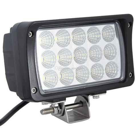 led work light rectangular