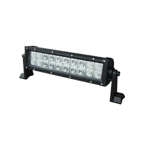 LED LIGHT BAR / FLOOD BEAM / STRAIGHT / 20X LED / 375MM