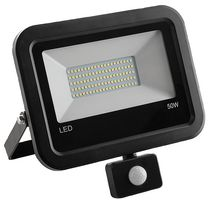 LED Outdoor Light 50W with PIR