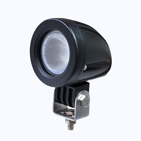 Small LED Work Light with Flood Beam / 10w