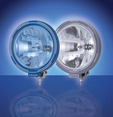 Boreman Spot Lamps With Clear Lens - Replaces Rallye 3000 *OFFER PRICE*