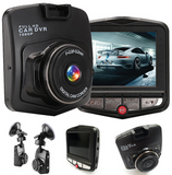 dash cam - front and back view
