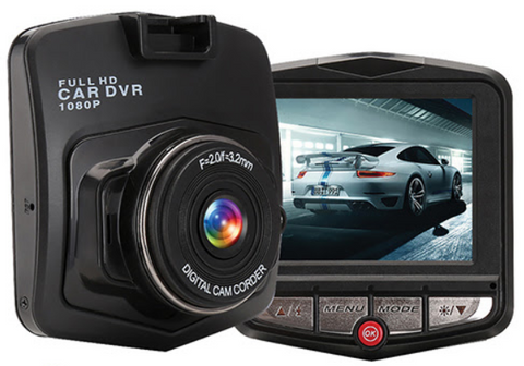 dash cam - front view