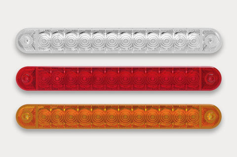 Long LED Slim Line Marker Lights Length 225mm