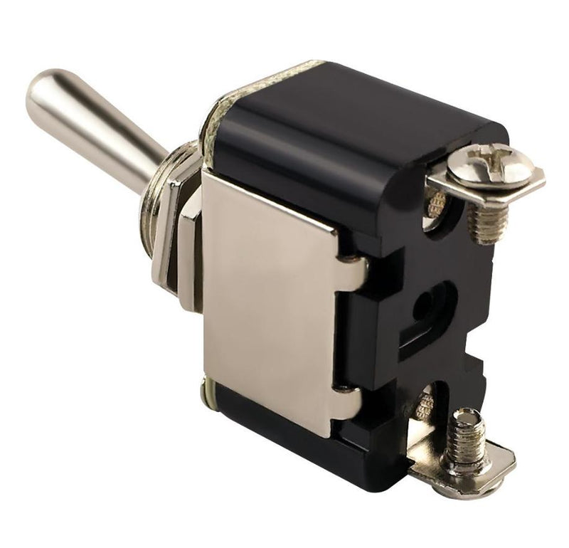 Metal Toggle Switch Momentary On