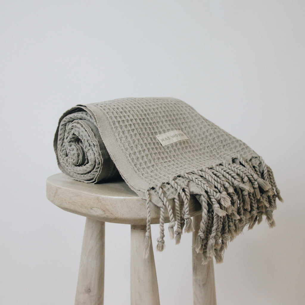 Bala Slate Turkish Towel