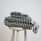 Gingham Terry Towel