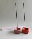 Square Incense Holders