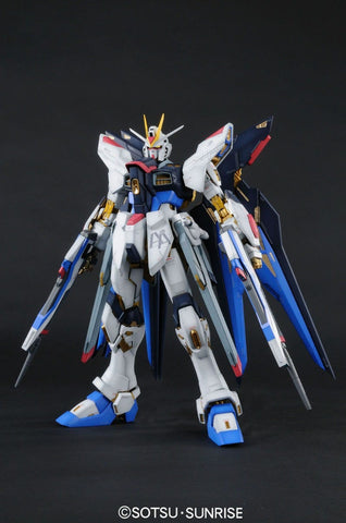 "Bandai Strike Freedom ""Gundam Seed Destiny"" Model Kit Action Figure PG"