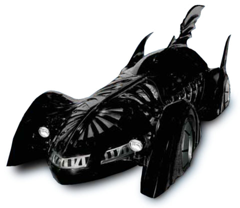 Batman Forever Batmobile DIECAST Hot Wheels ELITE 1:18 Scale 1995