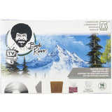 Bob Ross Landscape Paint Set 16 pcs