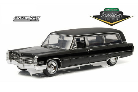 Cadillac LIMOUSINE S&S Hard Top 1966 1:18 Scale GREENLIGHT Limited Edition