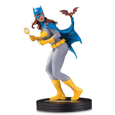 DC Cover Girls Batgirl Statue by Frank Cho Limited Edition 10""