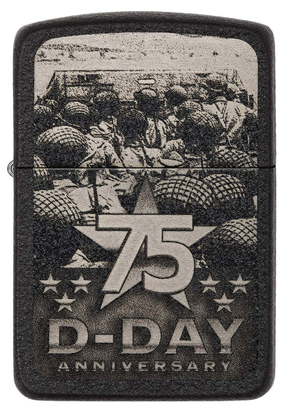 Zippo Lighter D-Day 75th Anniversary Heroes Collectible