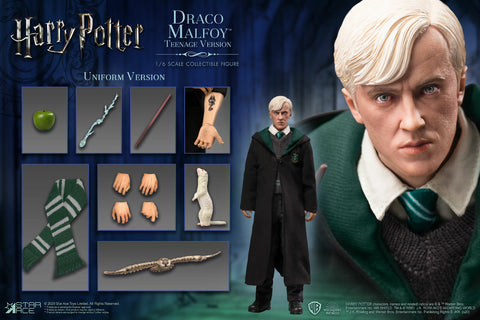 Harry Potter & HBP Draco 1/6 Teen School Uniform Ver. AF STAR ACE