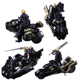 Square Enix KAI Final Fantasy VII Advent Children Cloud Strife Fenrir Play Arts