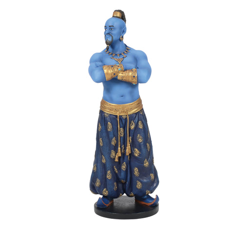 Disney Showcase Genie Aladdin Jim Shore Figurine Enesco 9.75""