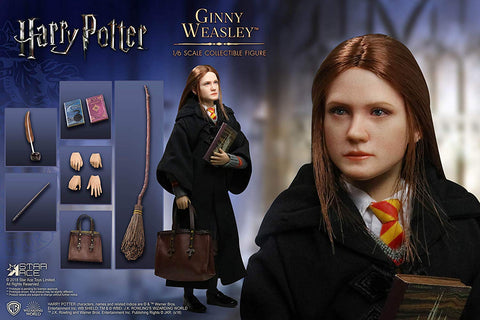 Harry Potter Ginny Weasley 1/6 Action Figure Star Ace
