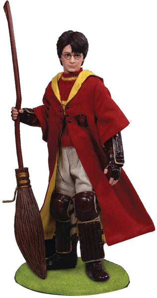 Harry Potter Chamber of Secrets Child Quidditch Ver 1/6 Action Figure STAR ACE