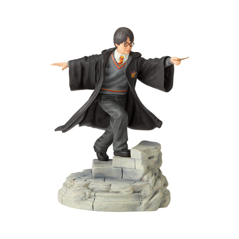 Enesco HARRY POTTER Year One Figurine Wizarding World of Harry Potter 7.5""