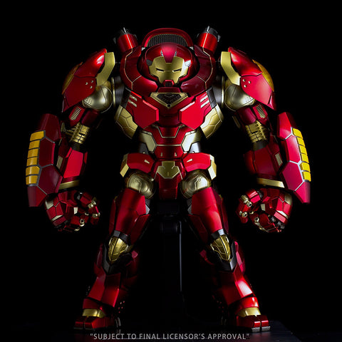 Hulkbuster SEN-TI-NEL RE:EDIT Iron Man Action Figure #05