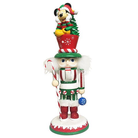 Hollywood Nutcracker MICKEY MOUSE Christmas Kurt Adler DISNEY 14""