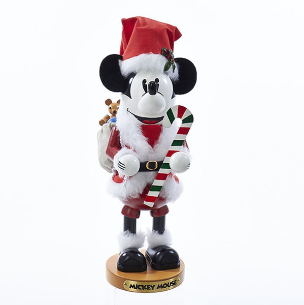 Steinbach Nutcracker Disney® Mickey Mouse Santa 14""