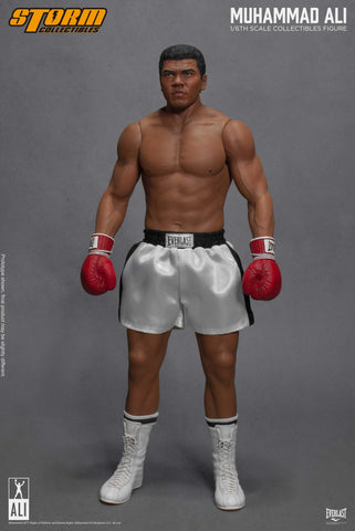 "Muhammad Ali Figure 1/6 Scale Storm Collectibles ""The Greatest Muhammad Ali"""