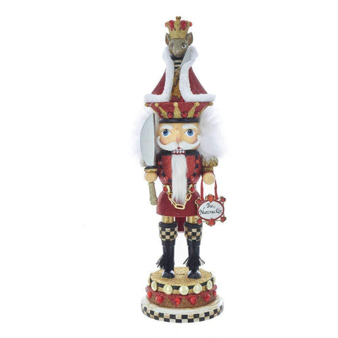 Kurt Adler Nutcracker Suite Hollywood Nutcracker 18""
