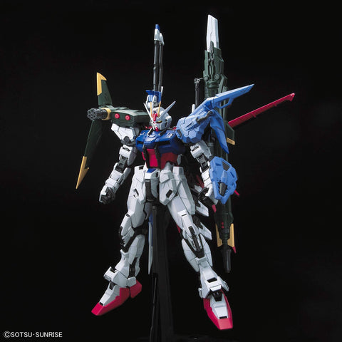"Bandai Perfect Strike ""Gundam Seed"" Model Kit 1:60 Action Figure PG"