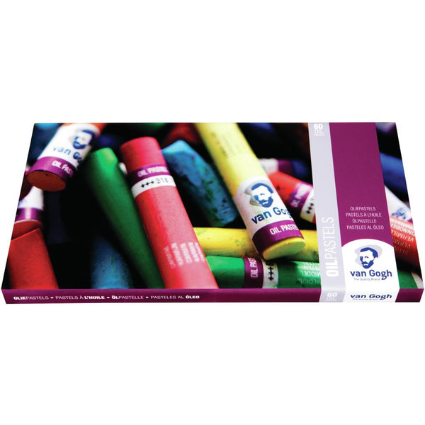 Van Gogh Carre Oil Pastels Set of 60
