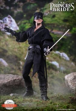 Quantum Mechanix Princess Bride WESTLEY Dread Pirate Roberts 1/6 Scale Figure
