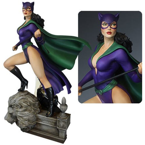Catwoman Maquette STATUE Tweeterhead DC Super Powers Limited Edition ~ In Stock