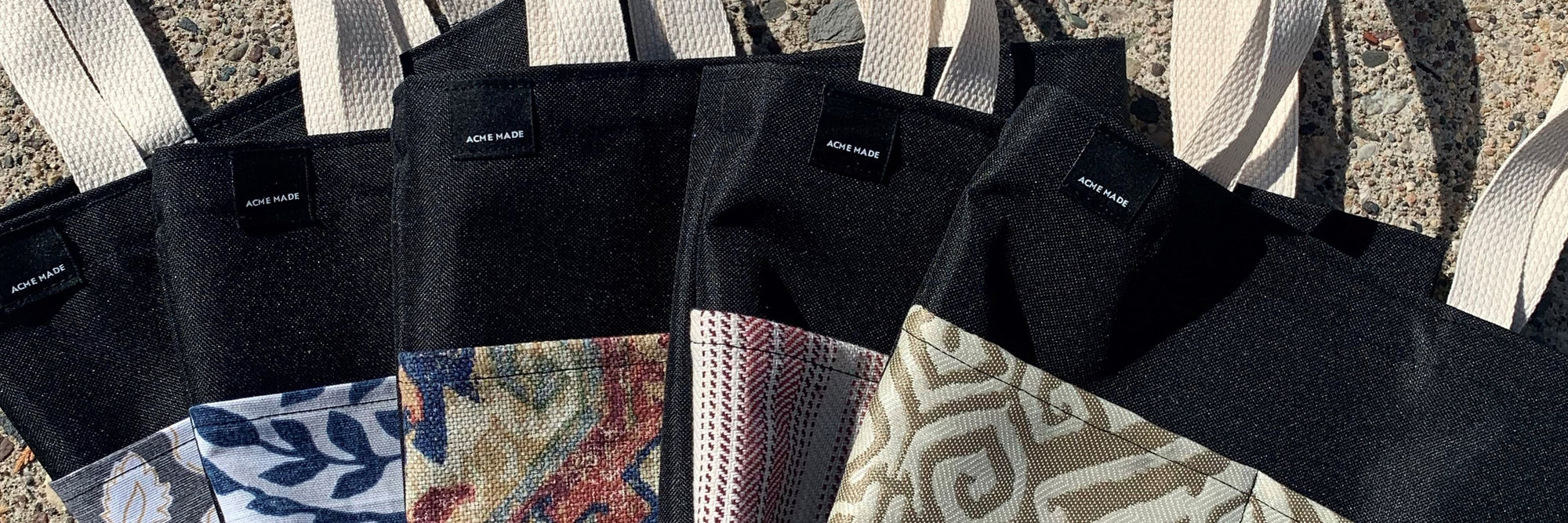 Upcycled Totes