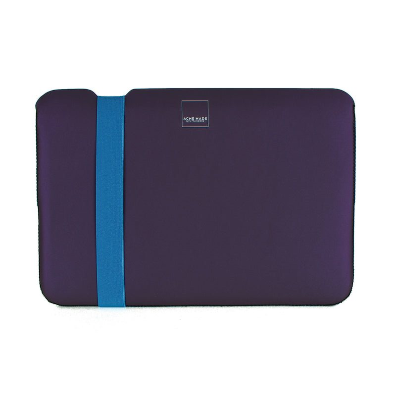 Skinny Sleeve - Medium ACME Made Front Angle Blue Purple