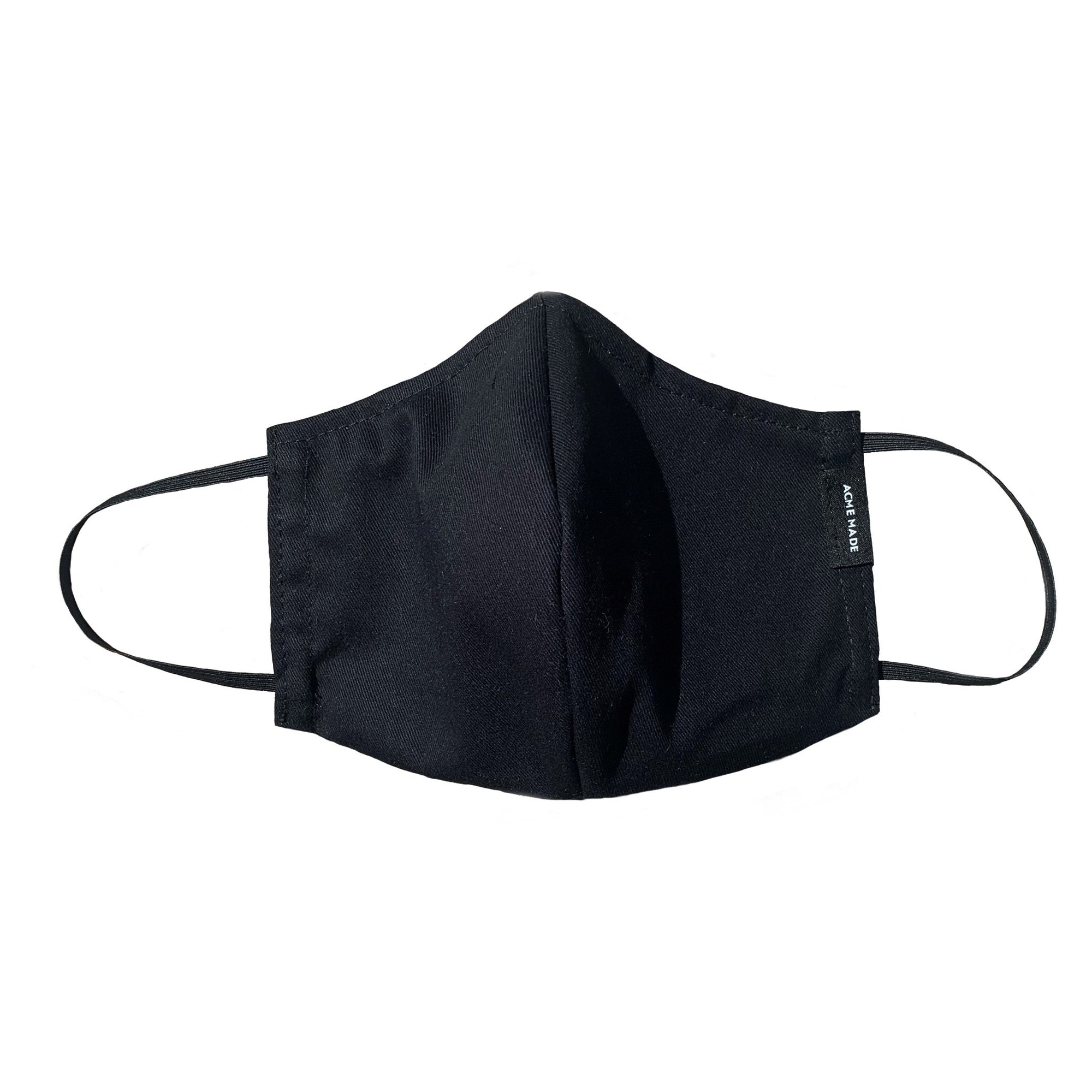 Walker Mask - Black (300 Pack)