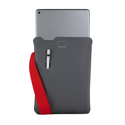 "Skinny Sleeve Tablet - 9.7"" ACME Made Grey Orange Tablet"