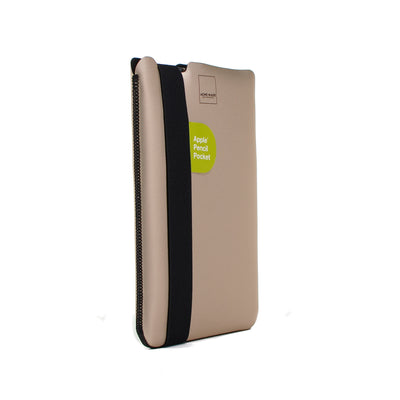 "Skinny Sleeve Tablet - 9.7"" ACME Made Gold Side"