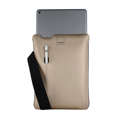 "Skinny Sleeve Tablet - 9.7"" ACME Made Gold Tablet"
