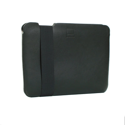 Skinny Sleeve - XXS ACME Made Black Leather Front Angle