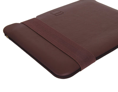 Skinny Sleeve - XXS ACME Made Brown Leather Lay Down