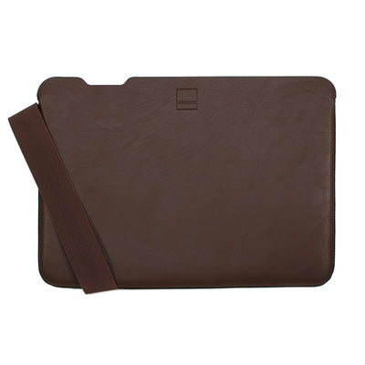 Skinny Sleeve - XXS ACME Made Brown Leather Loose Strap