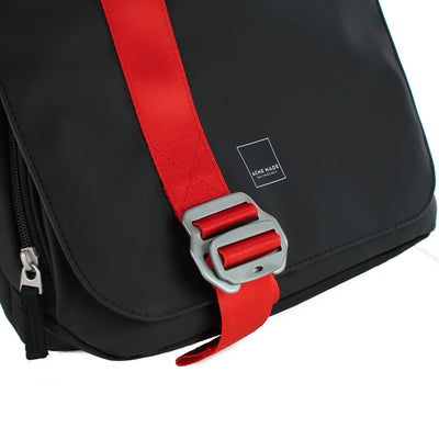 North Point Messenger Bag ACME Made Strap Detail